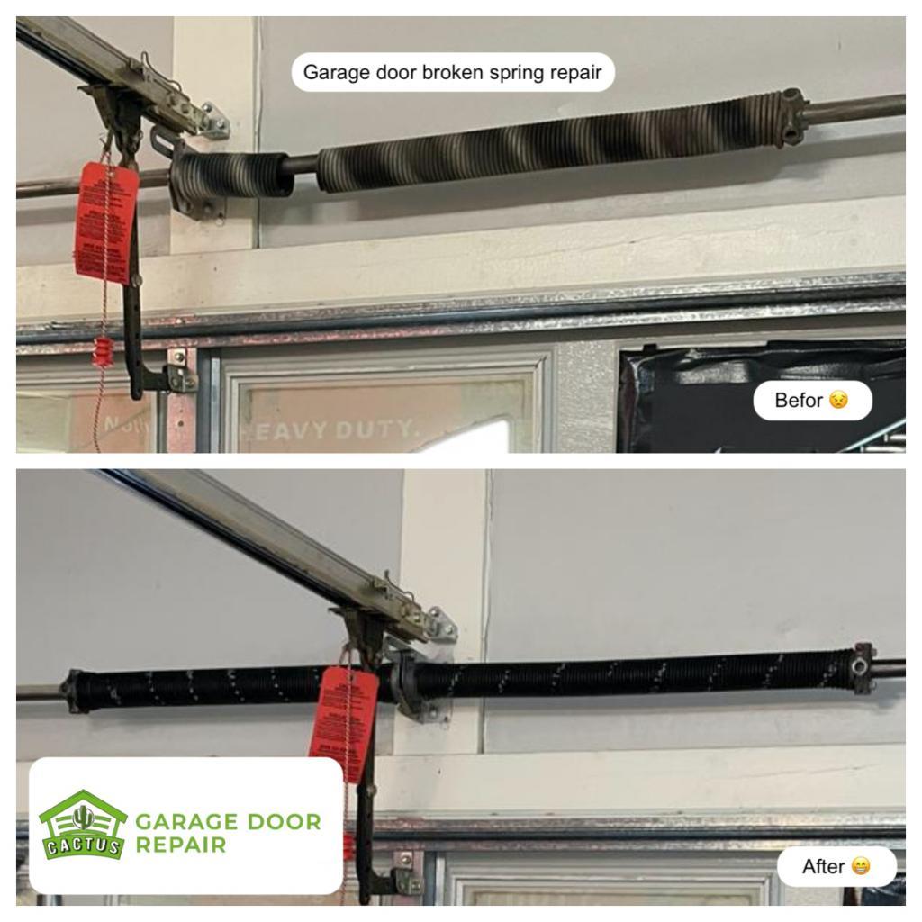 Gilbert - Cactus Garage Door Repair (Same Day Service)